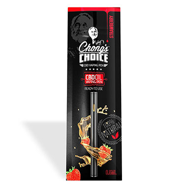Chong's Choice CBD [Vaping Pen] – Strawberry